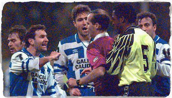 Cuando el Borussia Dortmund también hizo llorar al deportivismo
