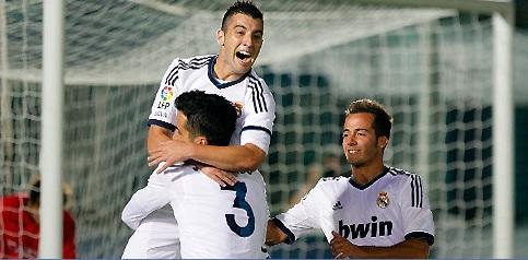 Real Madrid Castilla - Xerez: puntuaciones del RM Castilla