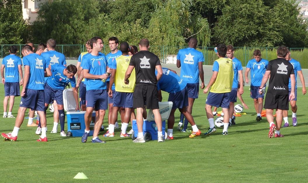 El Granada concluye su primera semana de entrenamiento