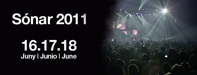 Vive Sónar 2011