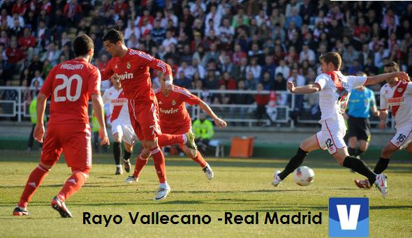 Se suspende el partido entre Rayo Vallecano y Real Madrid