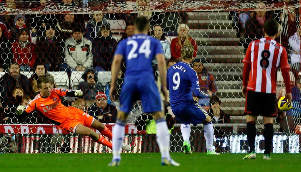 Chelsea - Sunderland: Vencer é recomeçar
