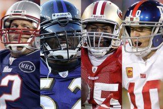 Cuatro para dos: Finales de Conferencia en la NFL