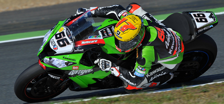 Tom Sykes consigue la última Superpole de la temporada en Magny-Cours