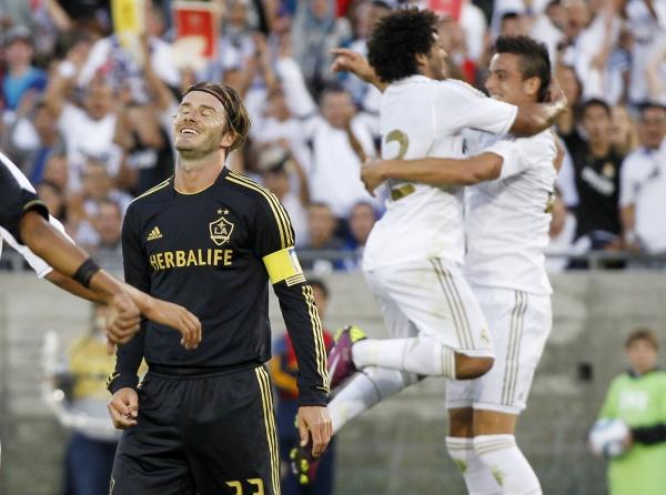 Los Ángeles Galaxy - Real Madrid, así lo vivímos