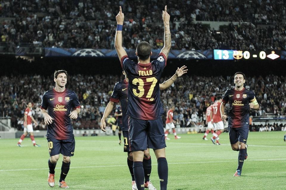 El Barcelona remonta y derrota al Spartak de Moscú con dos goles de Leo Messi
