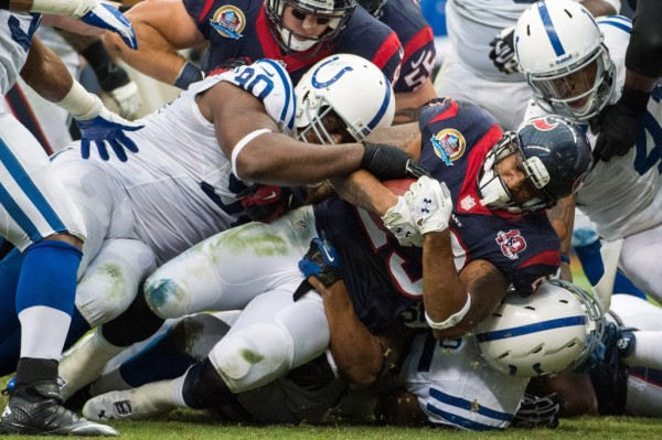 Los Texans conquistan la 'AFC South'