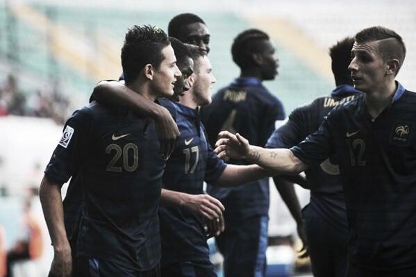 U20 - Les Bleuets en finale de Coupe du monde