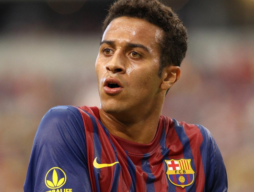 """Thiago: """"Es un momento de dolor"""""""