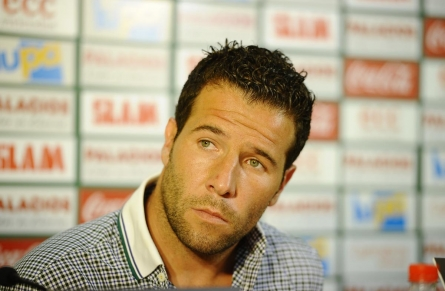 """Toño: """"Lo del Zaragoza no ha sido un paso atrás, ahora hay que pensar en el Levante"""""""