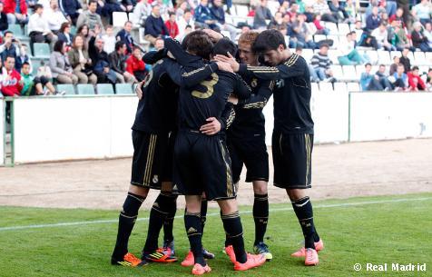 Toledo 0 - 1 Real Madrid Castilla: Joselu rescata a un Castilla cada vez más líder