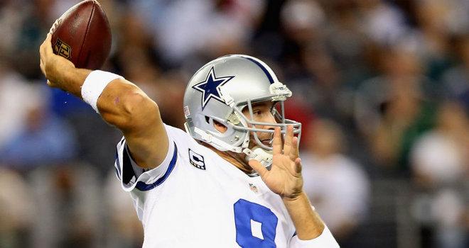 Tony Romo al trono 'Cowboy'