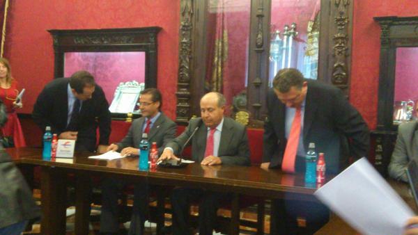 """José Torres Hurtado:""""No es bueno ni recomendable echarle un pulso a una Administración Pública"""""""