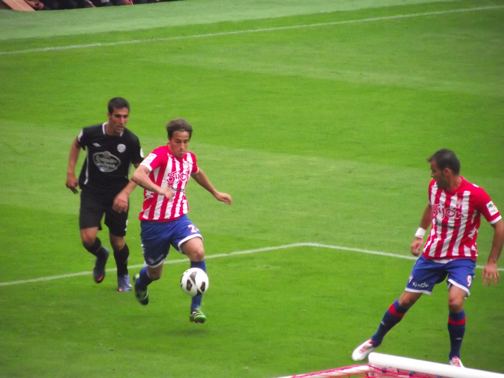 Sporting - Mirandés, puntuaciones del partido de Copa del Rey