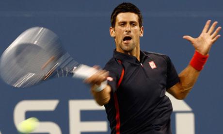 US Open: El mejor Djokovic