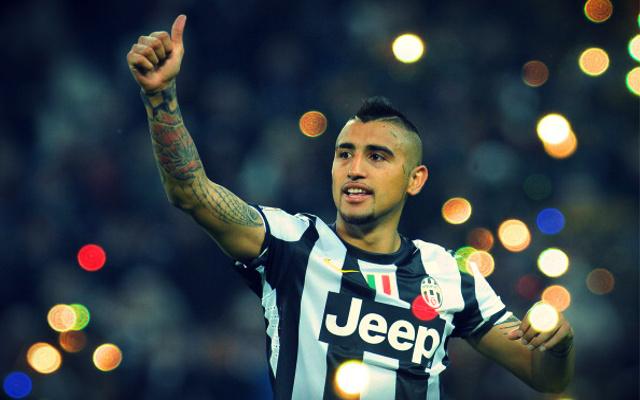 Vidal - Juventus' New Number 10?
