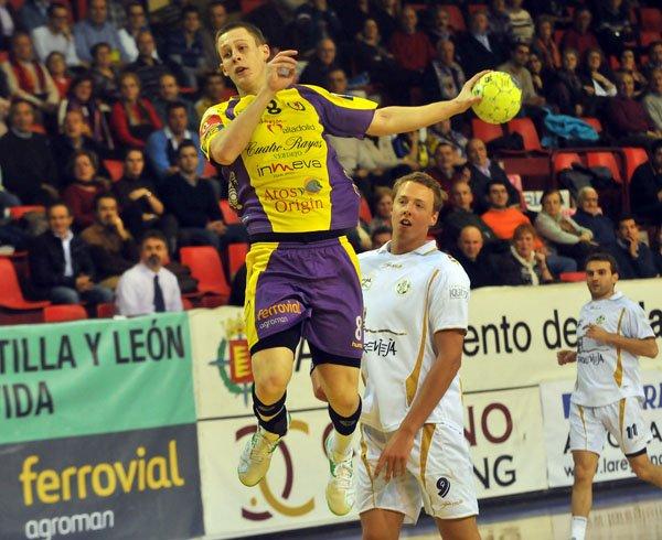 Cuatro Rayas Valladolid podría no jugar Europa