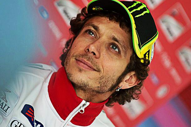 Valentino Rossi  correrá con Yamaha las temporadas 2013 y 2014