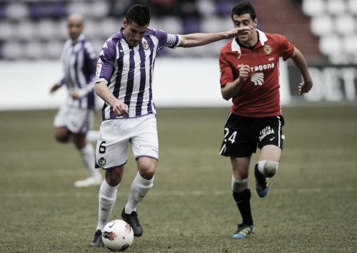 Calendario del Real Valladolid para la temporada 2012/13