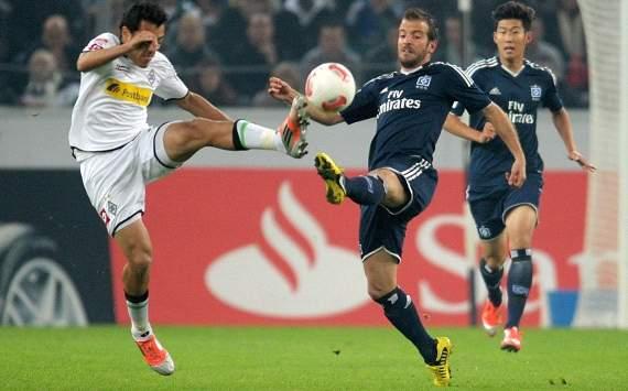 Dominguez salva en el último minuto al Borussia M'Gladbach