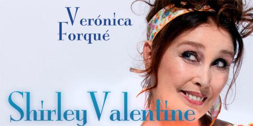 Verónica Forqué llega a al escena madrileña