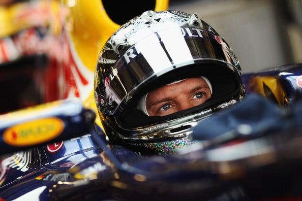 Vettel, el más rápido en los segundos libres del GP de Corea