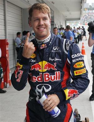 """Vettel: """"He dado un paso importante en el Mundial"""""""