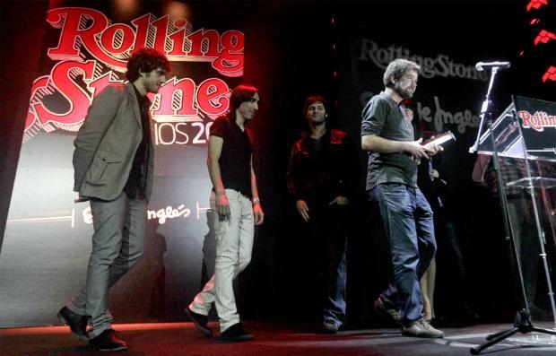 Vetusta Morla, Amaral y Lori Meyers triunfan en los Premios Rolling Stone