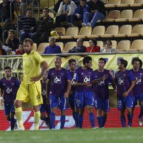 El Villarreal se atraganta con un buen Huesca