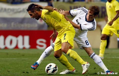El Castilla se estrena con derrota tras la remontada del Villarreal