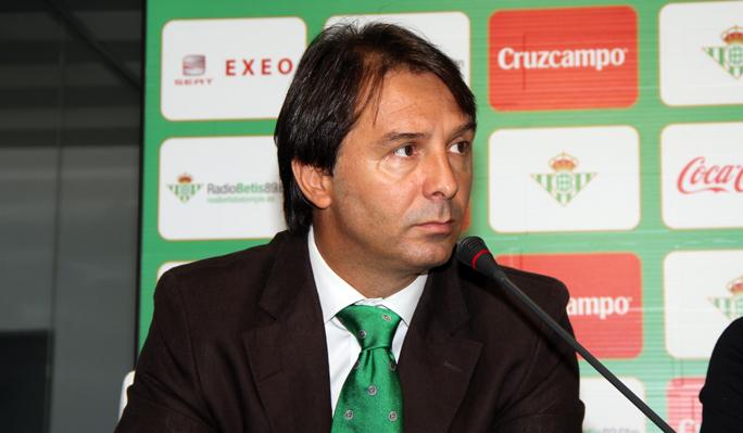 """Stosic: """"El Betis nunca ha querido que Beñat se marche"""""""