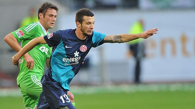 El Mainz 05 gana a domicilio a un triste Wolfsburgo