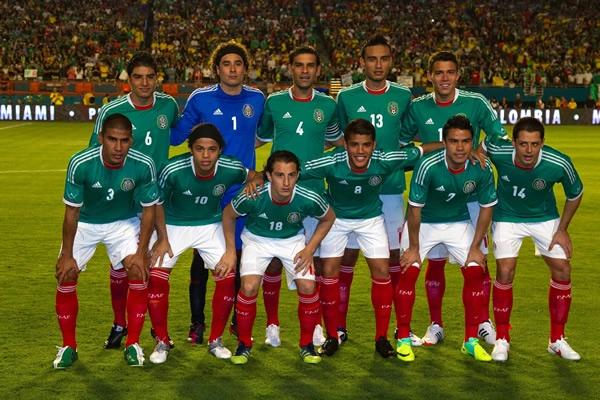 Le espera un pesado 2013 a la Selección Mexicana
