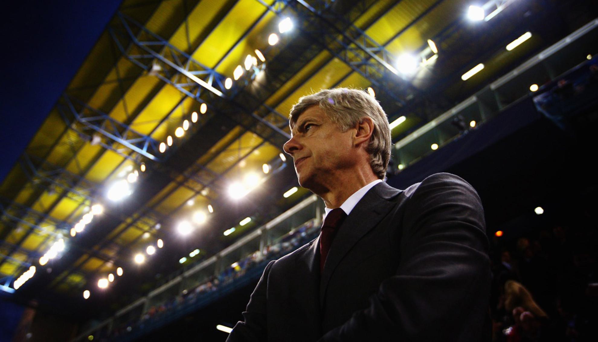 El brazalete de Wenger: éxitos, fracasos y ambición