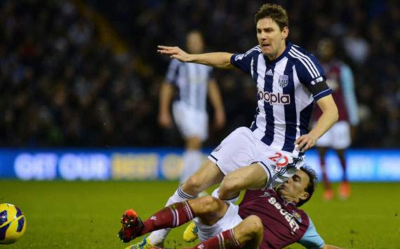 West Brom' et West Ham se neutralisent