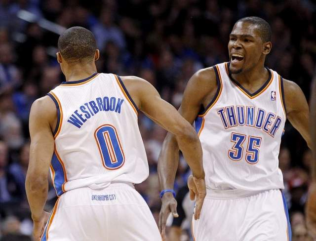 Chicago en patron, le Thunder en champion.