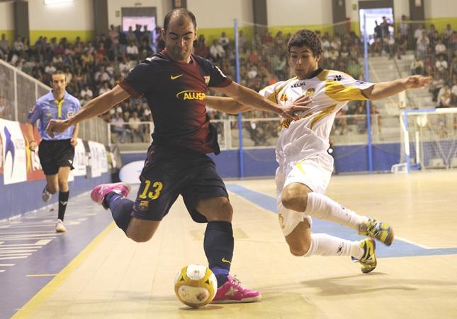 Wilde KO, otra mala noticia para el Barça Alusport