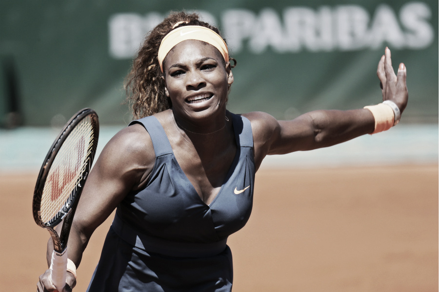 Serena Williams annonce la couleur à Sharapova