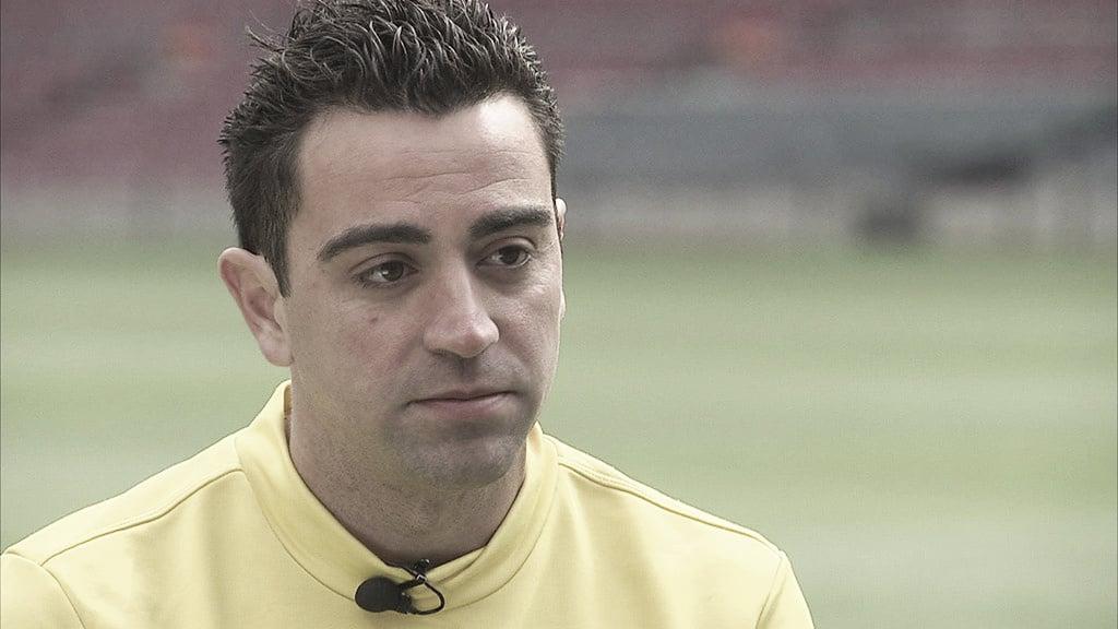 """Xavi: """"Es una final, un partido a cara o cruz. Intentaremos ganar y ponernos a un punto"""""""