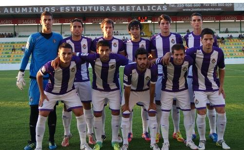 El Real Valladolid pierde 4-0 ante el Paços de Ferreira