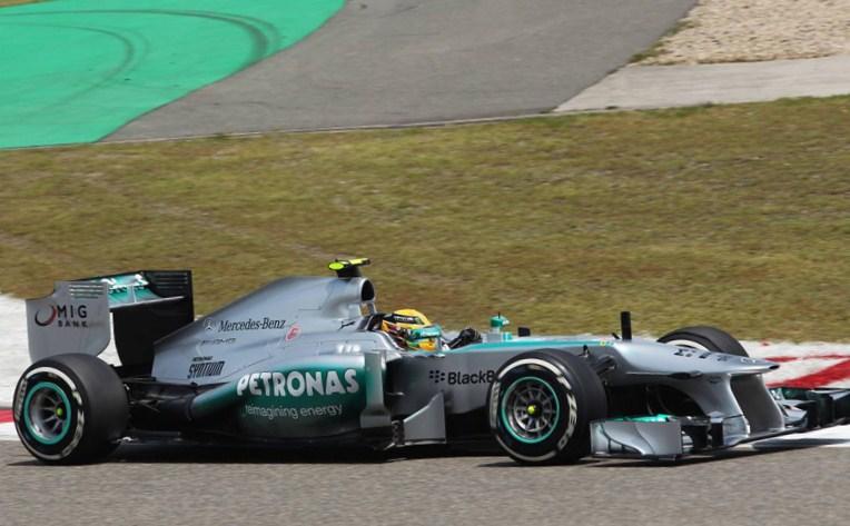 Chine / qualifs : Hamilton s'offre la pole