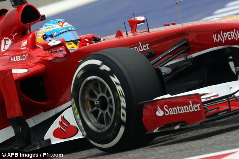 Bahreïn / EL3: Alonso devant Red Bull