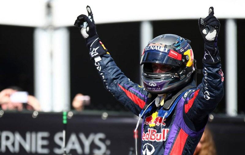 F1 – Canada : Vettel met K.O ses adversaires