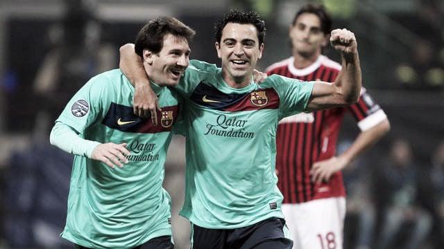 El Barcelona se enfrentará en octavos de final al AC Milan