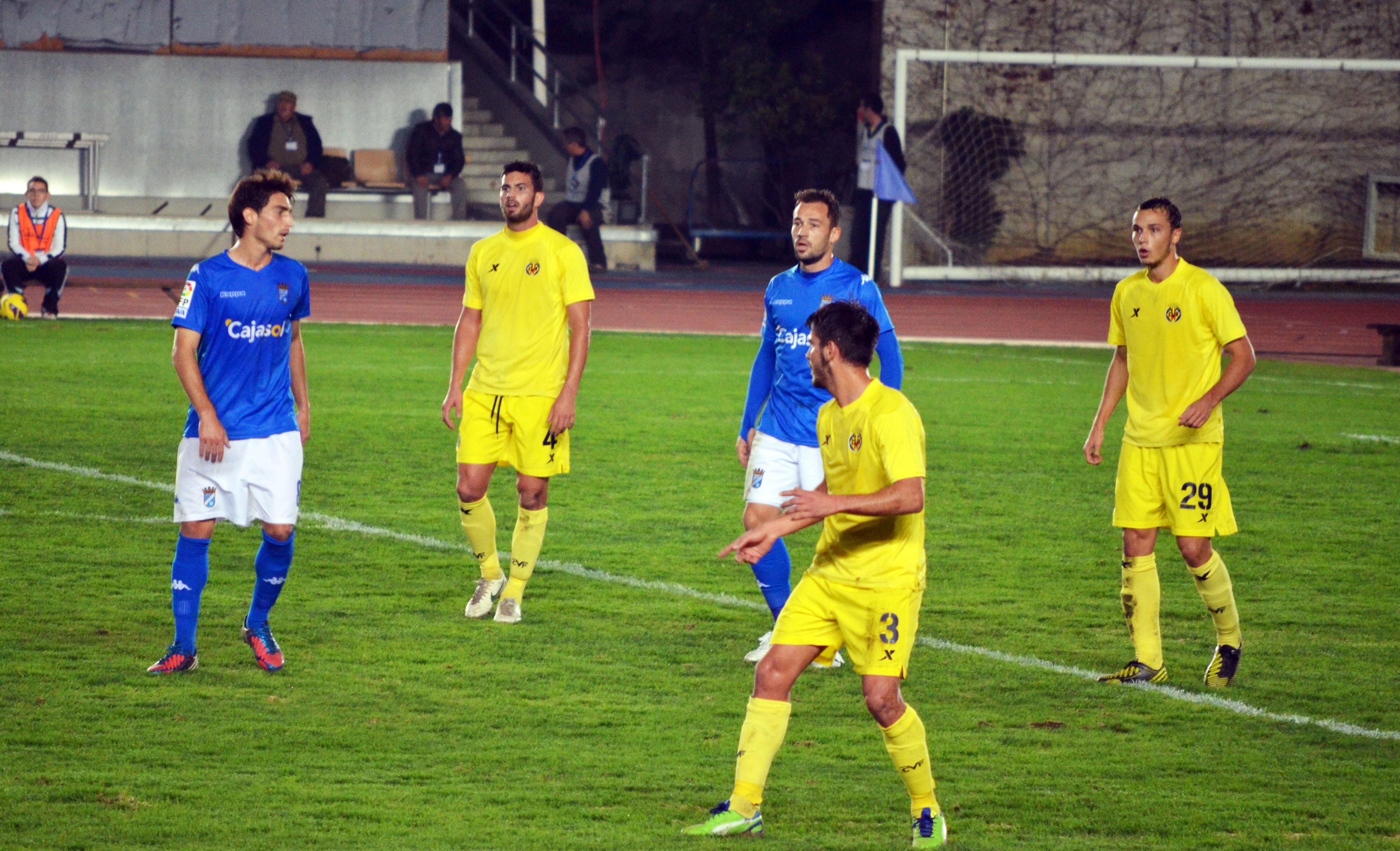 El Xerez cede un punto al Villarreal