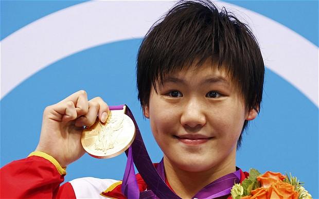 China sigue dominando el medallero