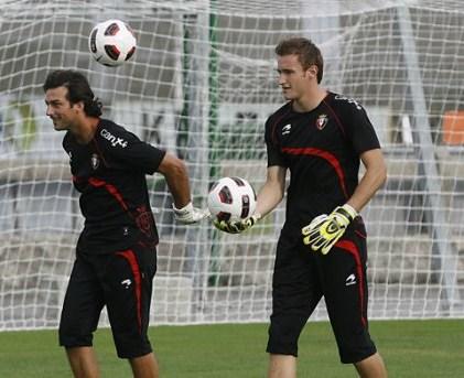 Nacho Zabal se marcha cedido al Huesca