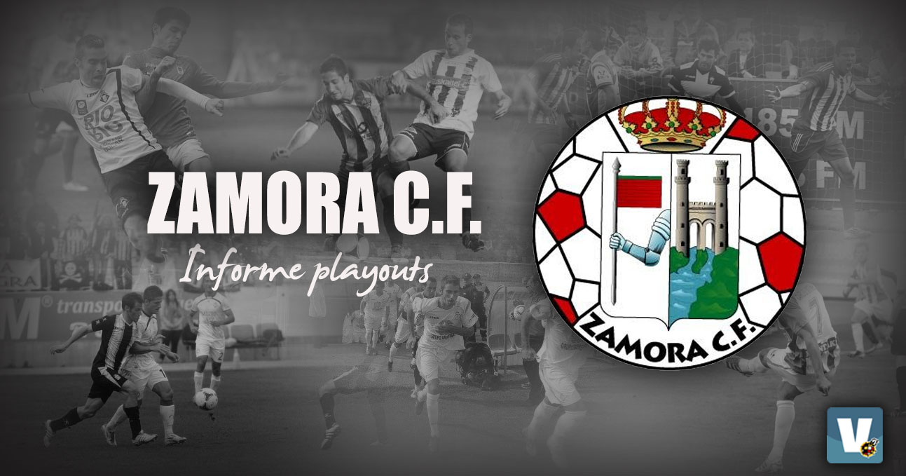 Informe VAVEL playouts: Zamora CF