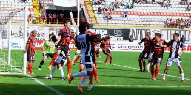 El Club Deportivo Lara golea de forma contundente al Zamora