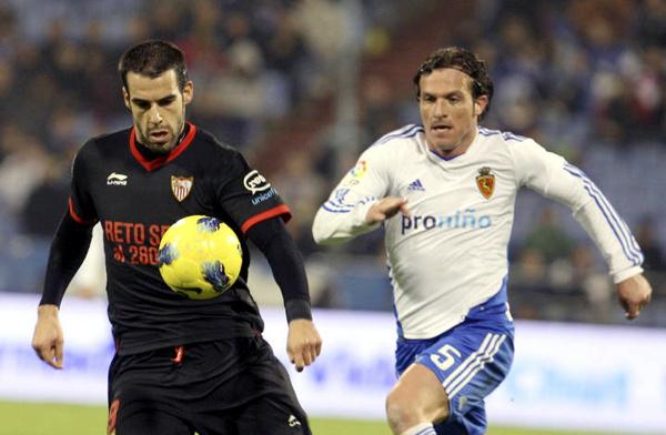 Zaragoza - Sevilla: a seguir al alza